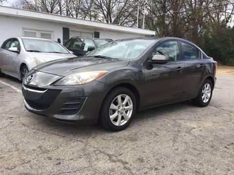 2010 Mazda MAZDA3 for sale in Griffin, GA