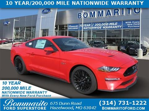 2019 Ford Mustang for sale in Hazelwood, MO