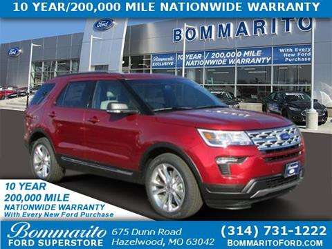 2019 Ford Explorer for sale in Hazelwood, MO