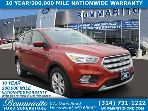 2019 Ford Escape for sale in Hazelwood, MO