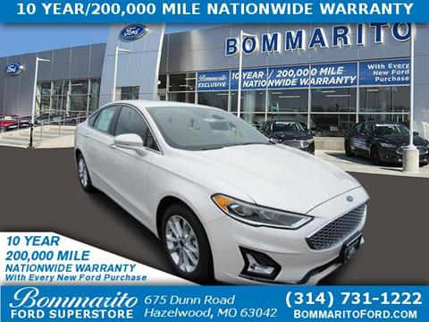 2019 Ford Fusion Energi for sale in Hazelwood, MO