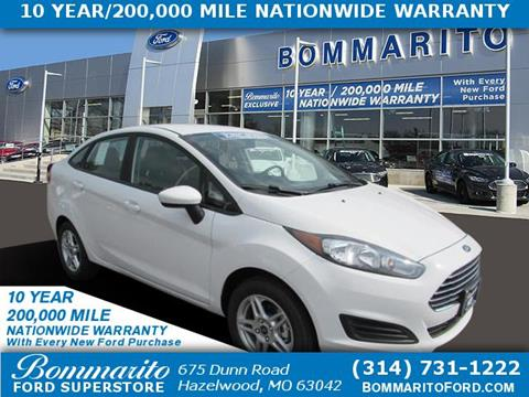 2019 Ford Fiesta for sale in Hazelwood, MO