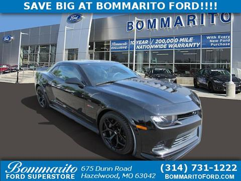 2014 Chevrolet Camaro for sale in Hazelwood, MO