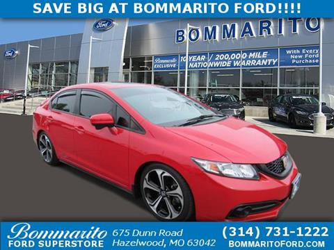 2015 Honda Civic for sale in Hazelwood, MO