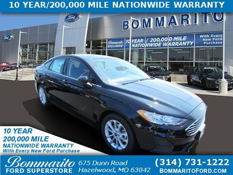 2019 Ford Fusion for sale in Hazelwood, MO