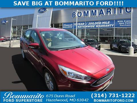 2016 Ford Focus for sale in Hazelwood, MO
