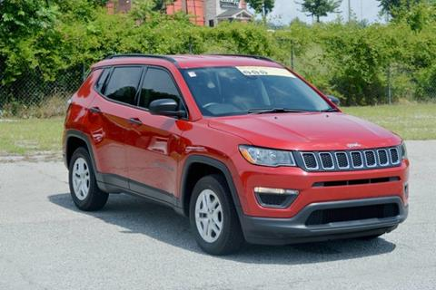 2017 Jeep Compass for sale in Augusta, GA