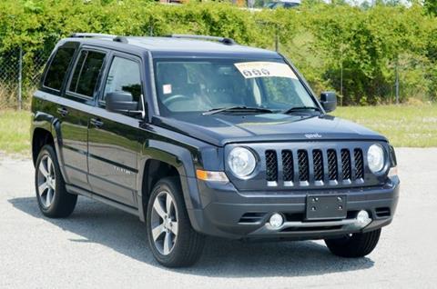 2016 Jeep Patriot for sale in Augusta, GA