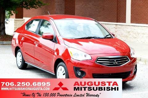 2019 Mitsubishi Mirage G4 for sale in Augusta, GA