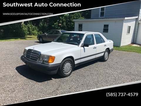 1989 Mercedes-Benz 300-Class for sale in Sodus Point, NY