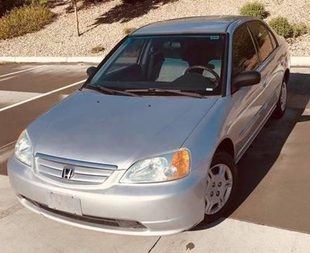 2002 Honda Civic for sale in Provo, UT