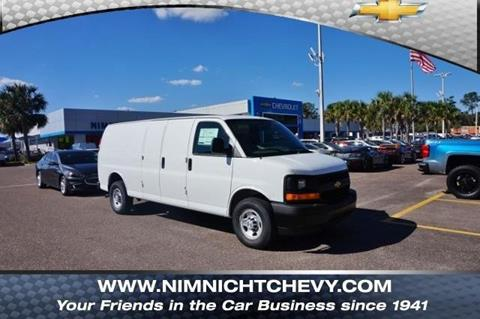 2017 Chevrolet Express Passenger for sale in Jacksonville, FL