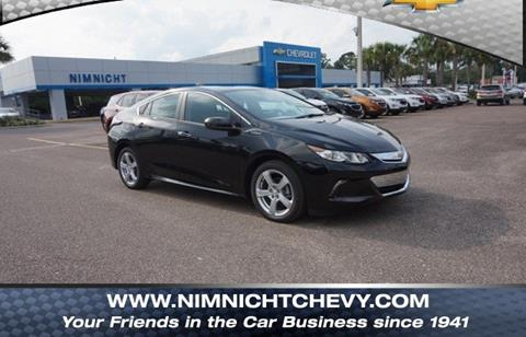 2018 Chevrolet Volt for sale in Jacksonville, FL