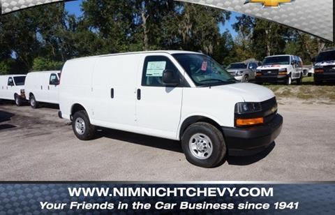 2018 Chevrolet Express Cargo for sale in Jacksonville, FL