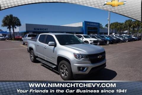 2017 Chevrolet Colorado for sale in Jacksonville, FL