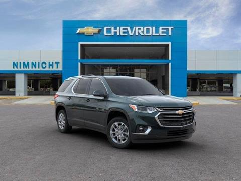 2019 Chevrolet Traverse for sale in Jacksonville, FL