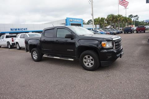 2017 GMC Canyon for sale in Jacksonville, FL