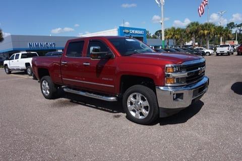 2018 Chevrolet Silverado 2500HD for sale in Jacksonville, FL