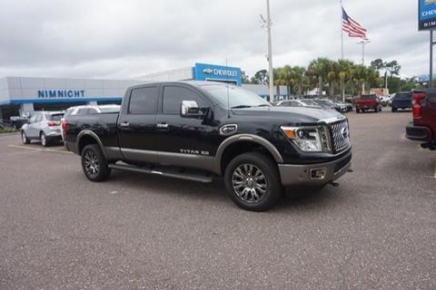 2018 Nissan Titan XD for sale in Jacksonville, FL