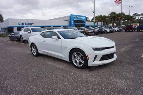 2016 Chevrolet Camaro for sale in Jacksonville, FL