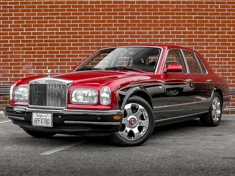 2000 Rolls-Royce Silver Seraph for sale in Burbank, CA