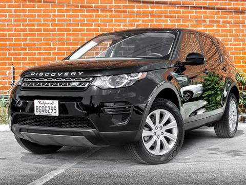 2018 Land Rover Discovery Sport for sale in Burbank, CA