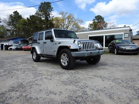 2007 Jeep Wrangler Unlimited for sale in North Augusta, SC