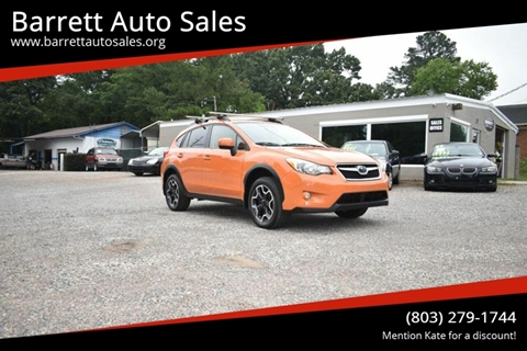 2013 Subaru XV Crosstrek for sale in North Augusta, SC