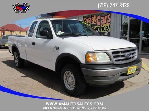 2002 Ford F-150 for sale in Colorado Springs, CO