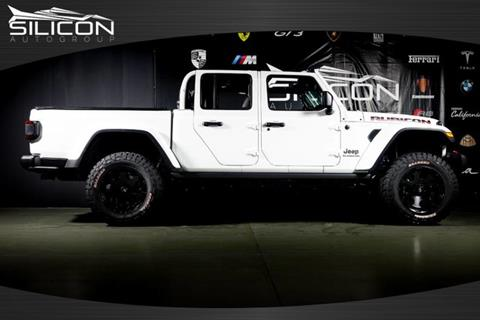 2020 Jeep Gladiator for sale in Spicewood, TX