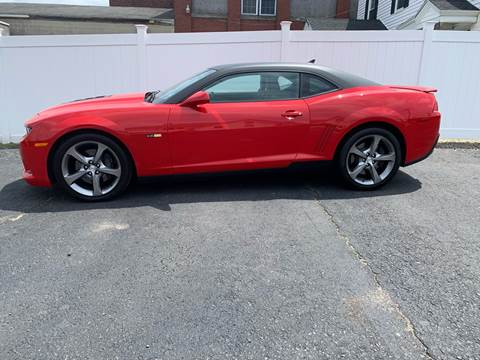 2014 Chevrolet Camaro for sale in Plaistow, NH