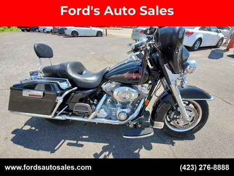 2008 Harley-Davidson ELECTRA GLIDE STANDARD for sale at Ford's Auto Sales in Kingsport TN