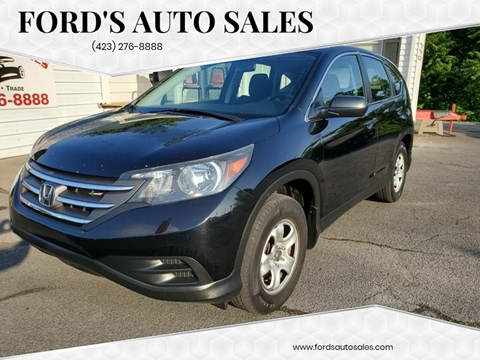 2014 Honda CR-V for sale at Ford's Auto Sales in Kingsport TN