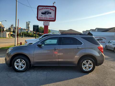 2010 Chevrolet Equinox for sale at Ford's Auto Sales in Kingsport TN