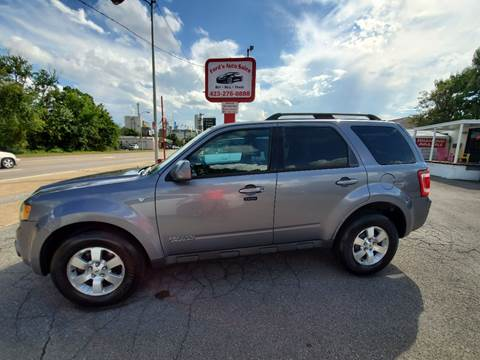 2008 Ford Escape for sale at Ford's Auto Sales in Kingsport TN