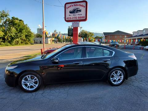2009 Acura TL for sale at Ford's Auto Sales in Kingsport TN