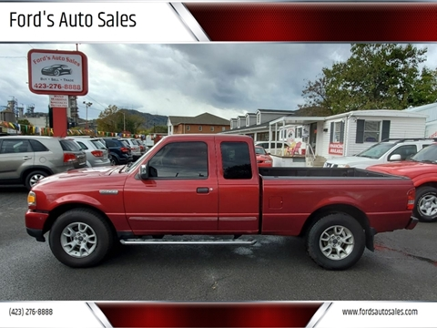2008 Ford Ranger for sale at Ford's Auto Sales in Kingsport TN