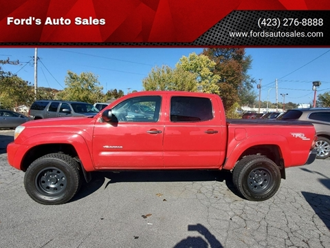 2006 Toyota Tacoma for sale at Ford's Auto Sales in Kingsport TN