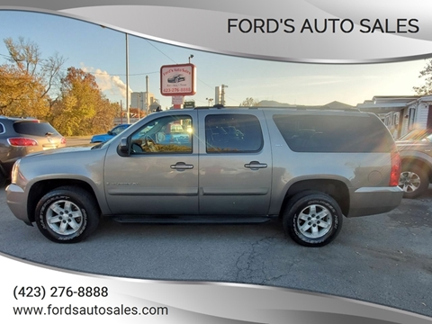 2008 GMC Yukon XL for sale at Ford's Auto Sales in Kingsport TN