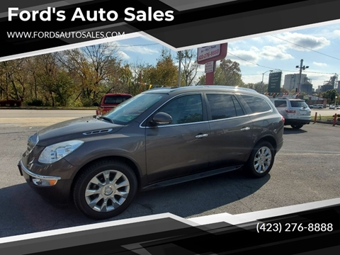 2011 Buick Enclave for sale at Ford's Auto Sales in Kingsport TN