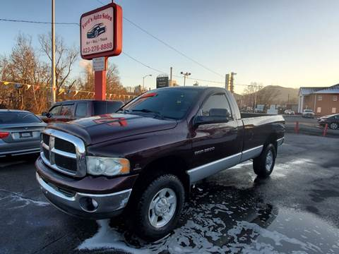 2004 Dodge Ram Pickup 2500 for sale at Ford's Auto Sales in Kingsport TN