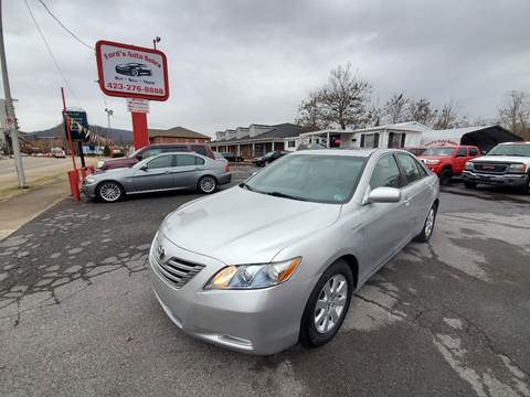 2008 Toyota Camry Hybrid for sale at Ford's Auto Sales in Kingsport TN