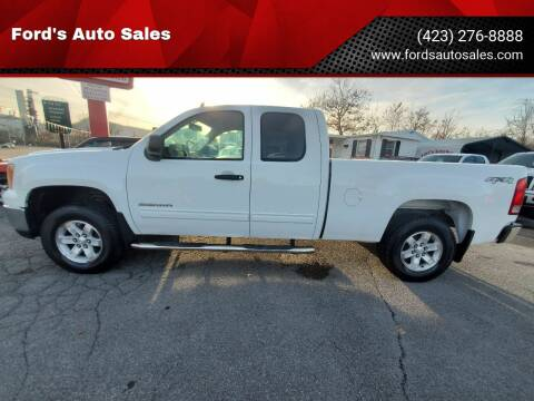 2013 GMC Sierra 1500 for sale at Ford's Auto Sales in Kingsport TN