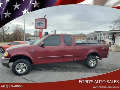 2003 Ford F-150 for sale at Ford's Auto Sales in Kingsport TN