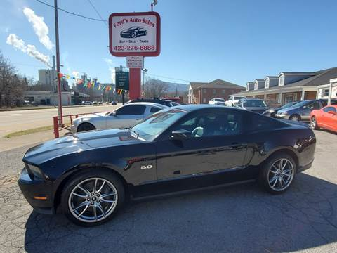 2012 Ford Mustang for sale at Ford's Auto Sales in Kingsport TN