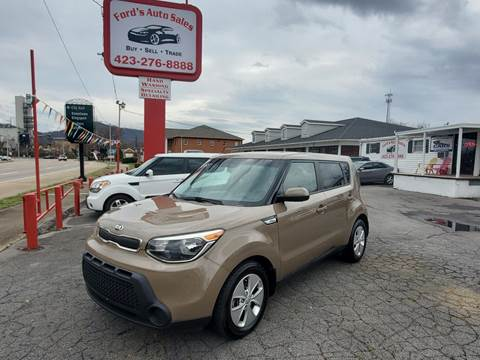 2015 Kia Soul for sale at Ford's Auto Sales in Kingsport TN