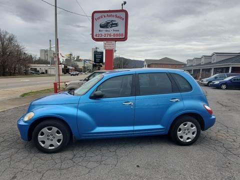2008 Chrysler PT Cruiser for sale at Ford's Auto Sales in Kingsport TN