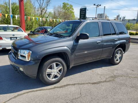 2007 Chevrolet TrailBlazer for sale at Ford's Auto Sales in Kingsport TN