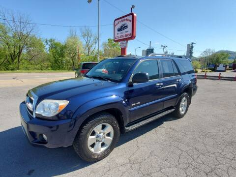 2006 Toyota 4Runner for sale at Ford's Auto Sales in Kingsport TN