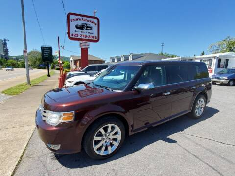 2012 Ford Flex for sale at Ford's Auto Sales in Kingsport TN